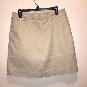 Vineyard Vines Ladies Skirt with skort liner
